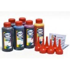 Комплект чернил ОСР для CAN 6340 new SAFE SET (BK35,Grey130,BK/M/Y135,C712), 70 g x6
