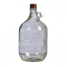 Бутыль стеклянная 5л