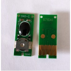 T6710 chip for Epson waste ink capacity