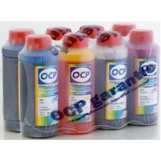 Комплект чернил OCP (BK 68, C 51, M 49, Y 47, CL 52, ML 50, R 10, G 10) для Canon BCI-6 x8