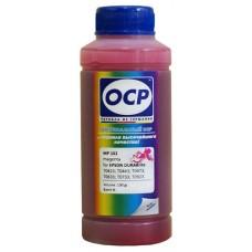 Чернила для Epson T0343 (2100/2200) OCP MP 117