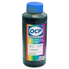 Чернила для Epson T0345 (2100/2200) OCP CPL 118 Light Cyan