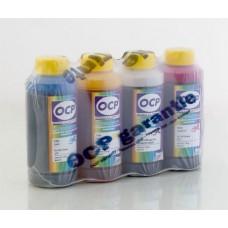 Комплект чернил OCP (BKP 249, C/M/Y 143) для HP Vivera №178, 920 x 4