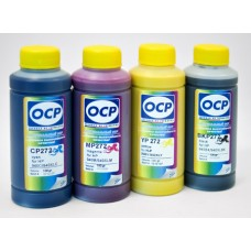 Комплект чернил OCP (BKP/CP/MP/YP 272) для HP №940 х4