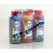 Комплект чернил ОСР для CAN new 4200 SAFE SET (BKP 35, BK 797, C 133, M/Y 122) , 70 g x5