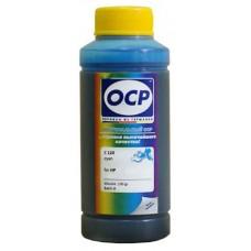 Чернила для HP №11,12,82 OCP C 120 Cyan (Германия)