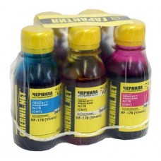 Чернила для HP 178 YELLOW (HIM 364Y) Ink-Mate
