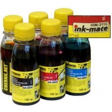 Чернила для HP Vivera 177/138/58/ LIGHT CYAN (HIM 311LC) Ink-Mate