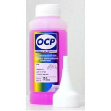OCP CFR, Cleaning Fluid red - жидкость для очистки от следов чернил