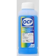 OCP CISS CCF cleaning liquid - жидкость для промывки СНПЧ для EPSON (светло-голубая)