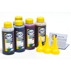 Комплект чернил OCP (BKP 249, BK 143, C 143, M 143, Y 143) для HP Vivera 178 x5