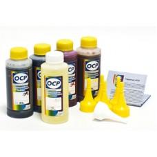 Комплект чернил OCP (BKP 249, C/M/Y 143, RSL) для HP №178, №920 x 5