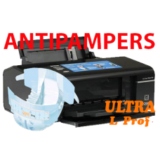 Antipampers Ultra L Prof reset absorbent pads and service functions