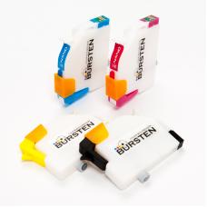 Комплект картриджей BURSTEN NANO 2 для Epson C63/С65/СХ3500 (Т471 - Т474) x 4
