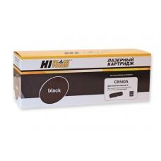 Картридж HP CLJ CM1300/CM1312/CP1210/CP1215 (Hi-Black) CB540A, BK, 2,2K