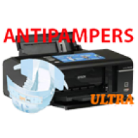 Antipampers Ultra for Epson - reset absorbent pads (Includes the update)