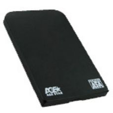 Внешний корпус AgeStar SUB201 (черный) usb2.0 to 2,5