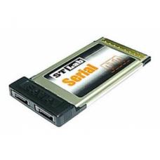 Контроллер ST-Lab C171 PCMCI/Cardbus SATA 2port  Adapter, Ret