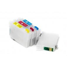Картриджи для Epson S22 SX420W SX425W SX125 BX305F BX320FW (T1281- T1284) V 6.0.